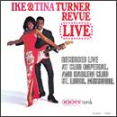 IKE & TINA TURNER REVUE「Live」