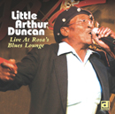 Little Arthur Duncan「Live at Rosa's Blues Lounge」