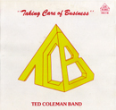 TED COLEMAN BAND「Taking Care of Business」
