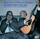 Sonny Terry & Brownie McGhee「Hometown Blues - The Sittin' In With /Jax Recordings」
