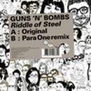 GUNS N' BOMBS「Riddle Of Steel」