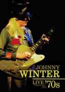 JOHNNY WINTER「70年代ベスト・ライヴ!」