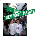 ジルダ&マサヤ(キツネ)「KITSUNE presents GILDAS & MASAYA NEW YORK」