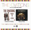 THE OVATIONS「Hooked On A Feeling / Having A Party」