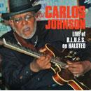 カルロス・ジョンスン「極限!ブルース・ギター ~ 白熱のシカゴ・ライヴ」
