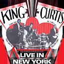 キング・カーティス・オール・スターズ「Live In New York」