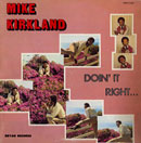 マイク・ジェイムス・カークランド「Doin' It Right」