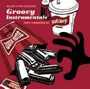 Blues Harp Diggers ~ Groovy Instrumentals