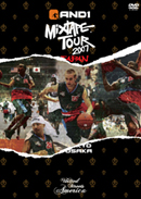 AND1 Mix Tape Tour 2007 in Japan