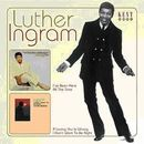 LUTHER INGRAM「I've Been Here All The Time / If Loving You Is Wrong I Don't Want To Be Right」