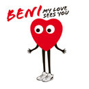 BENI「My Love Sees You」
