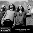 Dungen「iTunes Soho Live Session」