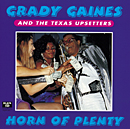 GRADY GAINES & THE TEXAS UPSETTERS