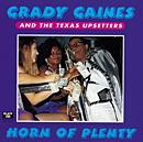 GRADY GAINES & THE TEXAS UPSETTERS「Horn Of Plenty」