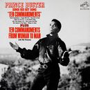 """PRINCE BUSTER「Sings His Hit Song """"Ten Commandments""""」"""