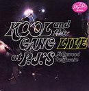 KOOL & THE GANG「Live At P.J.'s Hollywood, California」