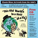 Blues Interactions「ブルース・カレンダー2010年版」