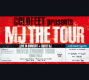 "COLDFEET「COLDFEET presents ""MJ THE TOUR""」"