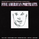 THE RED KRAYOLA with ART & LANGUAGE「Five American Portraits」