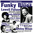 V.A.「Funky Blues 1960's - 1970's」