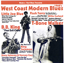 V.A.「West Coast Modern  Blues 1960's」