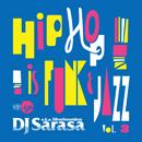 "V.A.「DJ SARASA selection ""HIPHOP is FUNK & JAZZ"" Vol.3」"