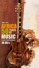 V.A.「Africa - 50 Years Of Music」