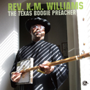 K.M.ウィリアムス「テキサス・ブギー・プリーチャー ~ 暴走伝道師」