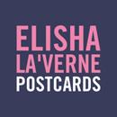 Elisha La'verne「Postcatds」