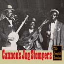CANNON'S JUG STOMPERS「The Complete Recordings」