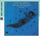 CANNONBALL ADDERLEY「Love, Sex And The Zodiac」