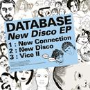 DATABASE「New Disco - EP」