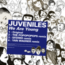 JUVENILES「We Are Young - EP」