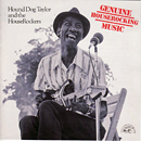 HOUND DOG TAYLOR「Genuine Houserocking Music」