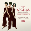 THE APOLLAS featuring LEOLA JILES「Absolutely Right! - The Complete Tiger, Loma And Warner Bros Recordings」