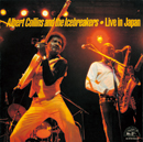 ALBERT COLLINS「Live In Japan」