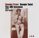 Snooky Pryor「Boogie Twist-The JOB Sessions 1949 - late 1950's」