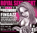 DJ FILLMORE「ROYAL SEXY LIGHT : Mixxxed by FILLMORE」