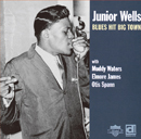 JUNIOR WELLS with MUDDY WATERS, ELMORE JAMES & OTIS SPANN「Blues Hit Big Town」