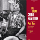 CHICO HAMILTON「Great Chico Hamilton feat. Paul Horn」