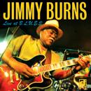 JIMMY BURNS「Live At B.L.U.E.S.」