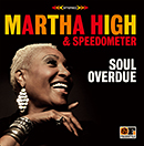 MARTHA HIGH with SPEEDOMETER「SOUL OVERDUE」