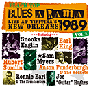 V.A.「Black Top Blues-A-Rama 1989 Vol.2 - Live at Tipitina's, New Orleans」