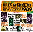 V.A.「Black Top Blues-A-Rama 1989 Vol.2 - Live at Tipitina's, New Orleans」