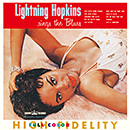 LIGHTNIN' HOPKINS「Sings The Blues - The Complete RPM Recordings」