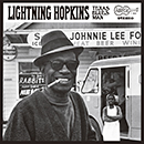 LIGHTNIN' HOPKINS「Texas Blues Man」