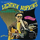 LIGHTNIN' HOPKINS「Blue Lightnin'」