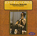 LIGHTNIN' HOPKINS「California Mudslide (And Earthquake)」