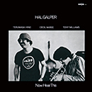 HAL GALPER「Now Hear This」