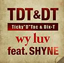 TDT & DT「wy luv  feat. SHYNE」